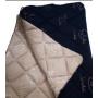 "Одеяло ТМ BalakHome Washed Cotton ""Киты Комби""  летнее антиаллергенное"